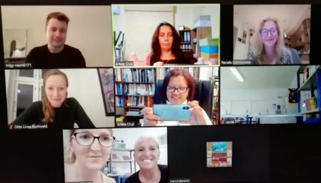 Drugie spotkanie w grupie nauczycieli