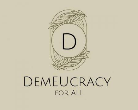 DemEUcracy for All - logo projektu
