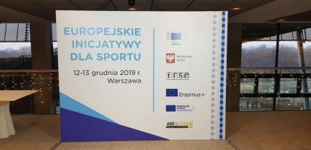 Europejskie Inicjatywy dla Sportu